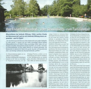 Moorbad IIa-Artikel im Endorfer
